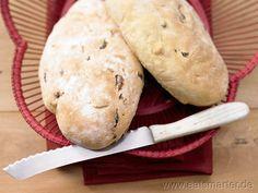 Tomatenbrot - smarter - nach Ciabatta-Art  Kalorien: 140 kcal   Zeit: 40 min.   #brot #rezepte #bread #recipes