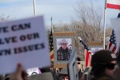 PORTLAND, Ore. (AP) — A federal grand jury has indicted Ammon Bundy and some of the men and women who joined him at the armed occupation of an Oregon wildlife refuge, authorities said Wednesday. Bundy and the other patriots are being denied justice.