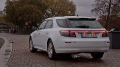 2012 Saab 9-5 SportCombi, road legal
