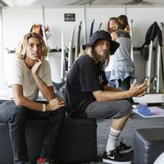 Curren Caples & Greyson Fletcher