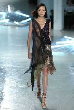 Rodarte RTW Spring 2015 - Slideshow - Runway, Fashion Week, Fashion Shows, Reviews and Fashion Images - WWD.com