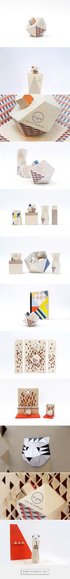 La note - parfum par Papier Tigre