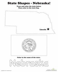map of state of nebraska with outline of its cities towns and counties united states of. Black Bedroom Furniture Sets. Home Design Ideas