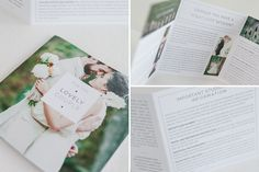 The Minimalist Edition Of Wedding Welcome Packet Is Here
