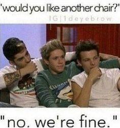 Hahaha I'd be fine too;)