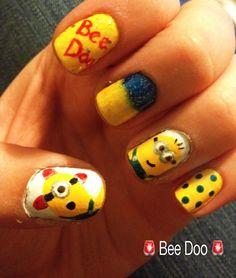 Minion nails