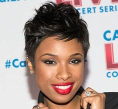 Jennifer Hudson Short Hair - Best Women Hairstyles
