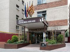 Barcelona Catalonia Mikado Hotel Spain, Europe Set in a prime location of Barcelona, Catalonia Mikado Hotel puts everything the city has to offer just outside your doorstep. The hotel offers a high standard of service and amenities to suit the individual needs of all travelers. To be found at the hotel are free Wi-Fi in all rooms, facilities for disabled guests, Wi-Fi in public areas, car park, room service. Comfortable guestrooms ensure a good night's sleep with some rooms fe...