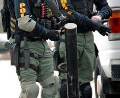 Police raid roundup - Raids in the news