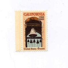 California Settlement 1969 Scott #1373 MNH US Postage Stamp