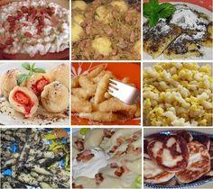 Množstvo receptov a špecialít slovenskej národnej kuchyne zo stránky NAJLEPŠIE pozbierané RECEPTY...