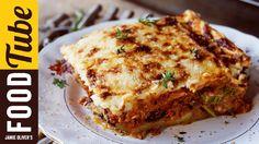 How To Make Greek Moussaka | Akis Petretzikis- I love Moussaka-can't wait to try this recipe !!