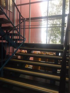 Physical Environment: stairs in a workplace encourage activity as there is no other way up or down. strategy - sign saying use stairs