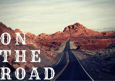 On the Road | Travel inspiration di TheItalianWanderer su Etsy
