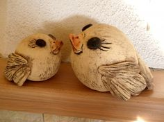 Velkej a malej.... pták ptáček ptáčci