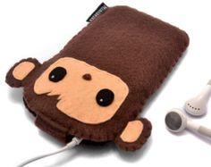 Monkey iPhone 5 Case,