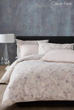 Who Knew That Calvin Klein Did Bedding Add Subtle Pinks Into Your Bedroom With This