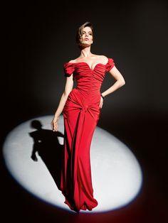 Schnittmuster: Robe - Raffungen, Herzausschnitt - Abendkleider - Festliche Mode - Damen - burda style