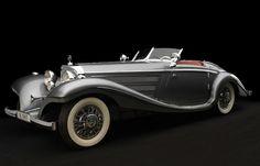 ~MERCEDES-BENZ 540K SPECIAL ROADSTER (1937)~