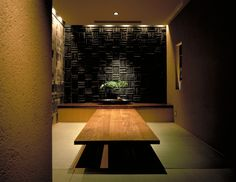 A.N.D. | 乃村工藝社 - Projects Japanese Interior, Wall Lights, Restaurant, Japanese Style, Lighting, Sushi, Projects, Interiors, Space