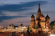 Russia - authorbryanblake.blogspot.com