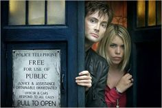 The Doctor & Rose. Shipped them so hard. Can't wait for their return in the 50th anniversary episode!!