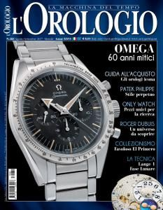 l'Orologio N.260 - Agosto-Settembre 2017 | DOWNLOAD FREE PDF-EPUB-EBOOK RIVISTE QUOTIDIANI GRATIS | MARAPCANA