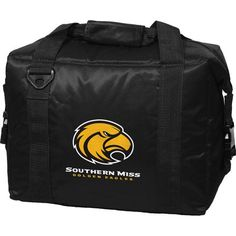 NCAA Southern Miss Golden Eagles 12 Pack Cooler