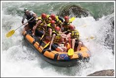 Whitewater Rafting on Tully River, Australia
