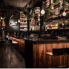 The Meatball & Wine Bar - Techne 2015 Pub Design, Lounge Design, Bar Lounge, Wine Bar Design, Sport Bar Design, Bar Counter Design, Pub Interior, Bar Interior Design, Restaurant Interior Design