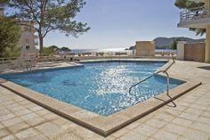 Gemeinschaftspool der Anlage - Ferienwohnung Malloperle in Spanien, Balearen, Mallorca