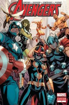 New Avengers Comic Book By Marvel is Announced - Gloria The Avengers, Avengers Comic Books, Avengers Comics, Comic Books Art, Comic Art, Marvel Dc, Marvel Heroes, Dc Comics, Free Comics