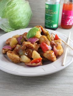 PF Changs Sweet and Sour Chicken Recipe