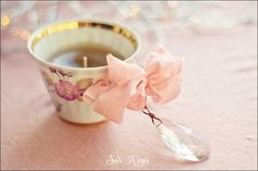 Cup-candle by maude