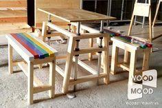 Set Coffee Table 1 Meja 2 Kursi pendek 1 Kursi panjang Ukuran Meja : 609080 Ukuran Kursi Pendek : 3040 Ukuran Kursi Panjang : 9030 Material : Pinewood/Pinus/Jatibelanda Finishing : Melamine gloss Duco Price : IDR 2500000 Contact us Call/SMS/Whatsapp : 087731360366 BB : 7DC22AE0 Line ID : anggawirapradana Regards Wood Mood Your Wooden Specialist #woodmoodproject #wood #woods #woodworking #woodwork #kayu #kayupinus #pinus #pinewood #pine #jatibelanda #jatilondo #furniture #kayujatibelanda…