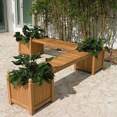 This Westminster Teak Garden Furniture set combines our x Square Planters with our Planter Seat Panel. Our teak garden furniture is built to last a lifetime and backed by a 5 Year Warranty. Teak Garden Furniture, Used Outdoor Furniture, Patio Furniture Sets, Antique Furniture, Rustic Furniture, Furniture Design, Modern Furniture, Recycled Furniture, Furniture Ideas