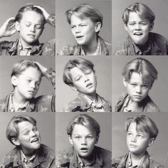 Young DiCaprio