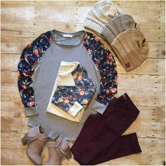 We're a sucker for floral,and this top doesn't disappoint! Pair with our distressed skinnies, a cute little beanie, and adorable booties, and voila, theperfect weekend outfit!!    85% Polyester, 10% Rayon, 5% Spandex    Super soft! Runs true to size with a loose fit. | Shop this product here: http://spreesy.com/Southerncharmtradingco/842 | Shop all of our products at http://spreesy.com/Southerncharmtradingco    | Pinterest selling powered by Spreesy.com