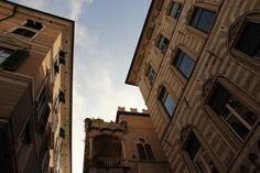 Genova va vista col naso all'insù