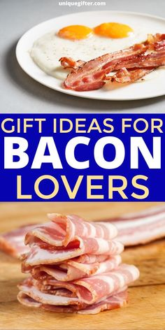 The Best Drool Inducing Gifts For Bacon Lovers! Bacon is pretty much everyone's favorite food, so it makes sense that there are so many awesome bacon gifts! Homemade Christmas Gifts, Best Christmas Gifts, Xmas Gifts, Christmas Ideas, Anniversary Gift For Friends, Bacon Gifts, 50th Birthday Quotes, Experience Gifts, Xmas Food