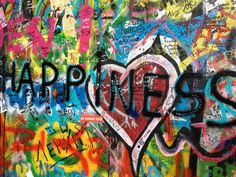 John Lennon Wall, Prague (C) unknown