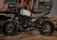 Kawasaki Versys 650 por Studio Motor