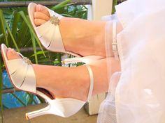 www.bestersbridalboutique.com Bridal Shoes, Bride Shoes Flats, Bride Shoes, Wedding Shoes