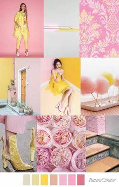Pattern подборка: Розовая соль | all Dolls