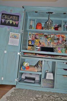 my craft cabinet