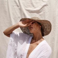Beach Discover Straw raffia crochet hat for women Women summer hats Straw hat Sun hat wide brim straw hat Straw raffia crochet hat for women Women summer hats Straw hat Sun hat wide brim straw hat Huile Anti Ride, Photography Poses, Fashion Photography, Photographie Portrait Inspiration, Crochet Hat For Women, Summer Hats For Women, Vogue Covers, French Girls, Jolie Photo
