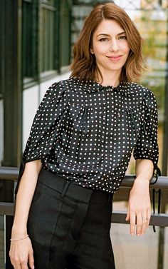 Sofia Coppola shares her style secrets: 'A kind of uniform helps'