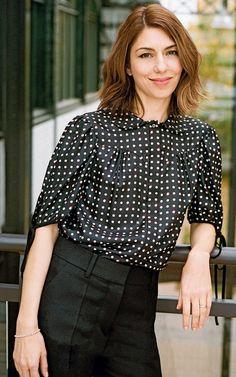Sofia Coppola shares her style secrets: 'A kind of uniform helps'