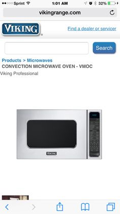 Covec Microwave Oven