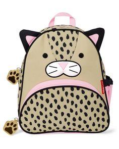 21 cool backpacks for preschool, kindergarten and little kids  Leopard Zoo  Bag by Skip 01ef305c0f